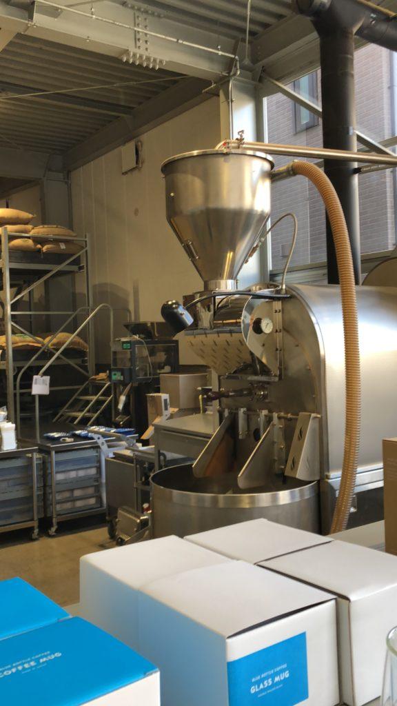 bluebottle coffee